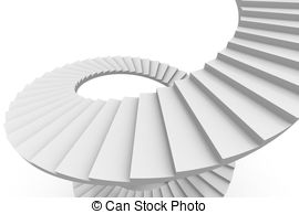 Bobook clipart staircase Illustrations image Stairs stair