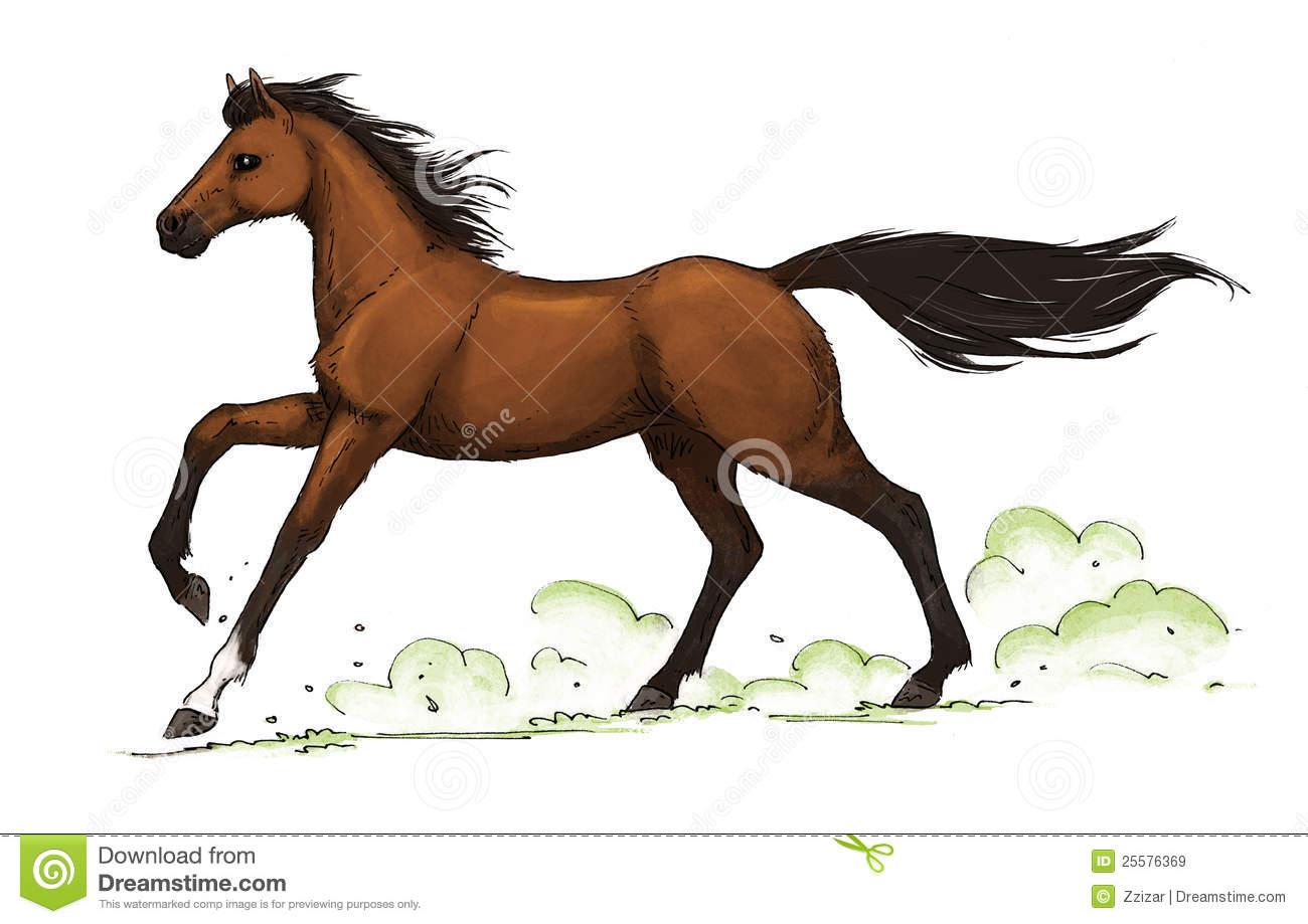 Horse Racing clipart gallop #4