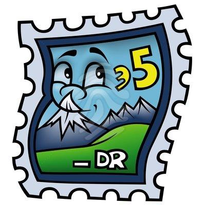 Letter clipart letter stamp #6