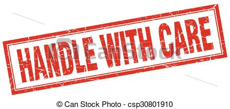 Stamp clipart handle #4