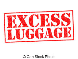 Stamp clipart luggage #7