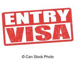 Stamp clipart visa #10