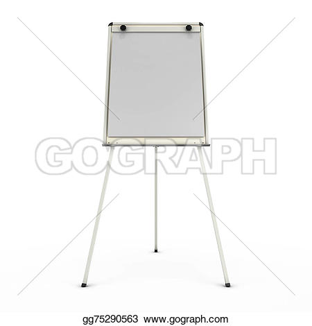 Stands clipart front view Clip front white Art on