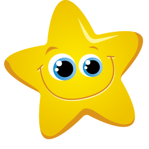 Smiley clipart star Star Clipart Images Art Clipart