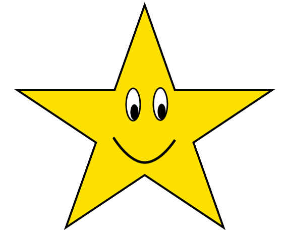 Star clipart Smiley gold%20star%20clipart Free Clipart Panda