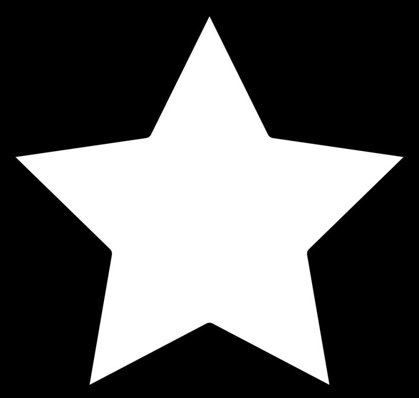 Star clipart Star Shooting Clipart White Star
