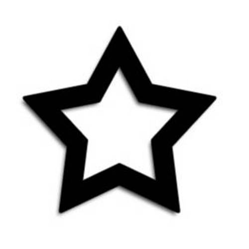 Black clipart star Clipart ClipartAndScrap art art black