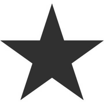 Black clipart star Cliparts Star Black Cliparts Little