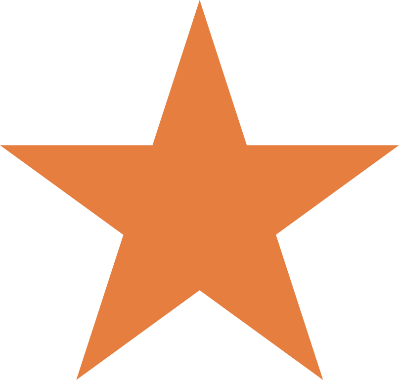 Star clipart orange Clip Free yellow Download star