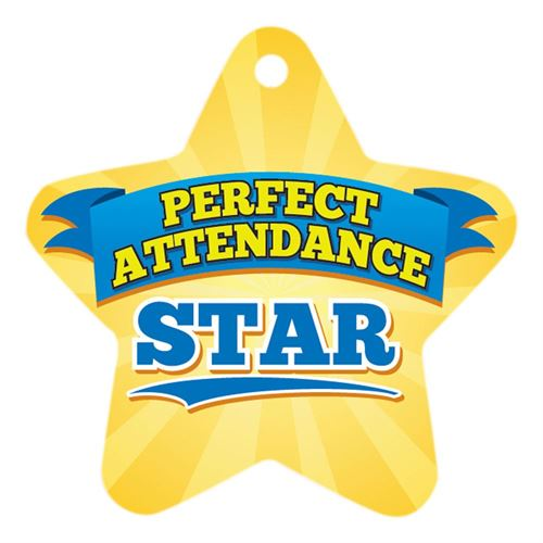 Trophy clipart perfect attendance Attendance Perfect For Attendance Vector