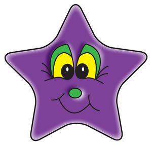 Trophy clipart purple Panda Free Clipart Images Stars