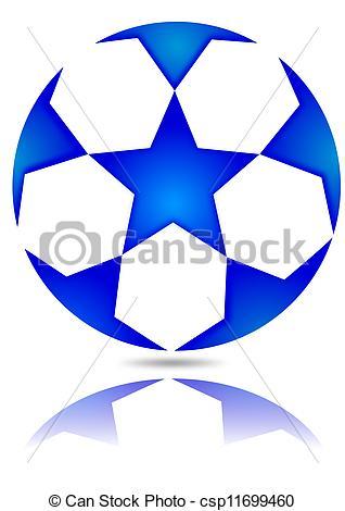 Stars clipart soccer ball Soccer ball ball Stock Soccer