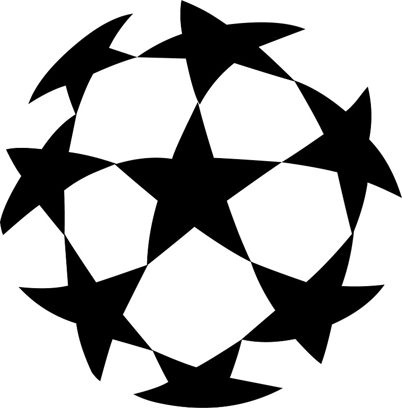 Stars clipart soccer ball Soccer Football Ball ukedward Stars