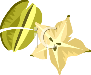 Star Fruit clipart Fruit Star Fruit (Part 2)