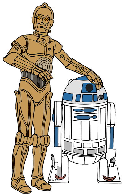 Star Wars clipart Clip The Disney Awakens Movie