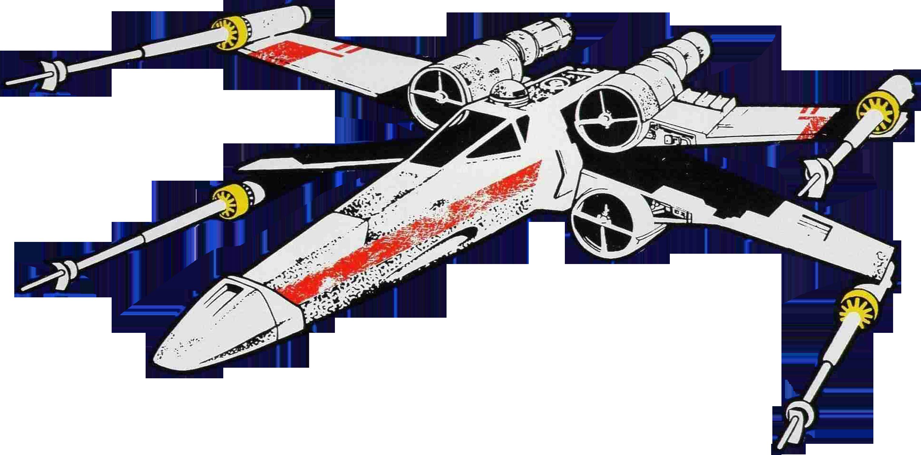 Star Wars clipart aircraft Big Star Mini: Artwork Wars