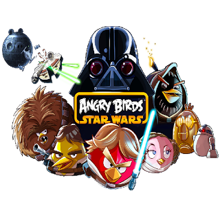 Star Wars clipart angry birds #7