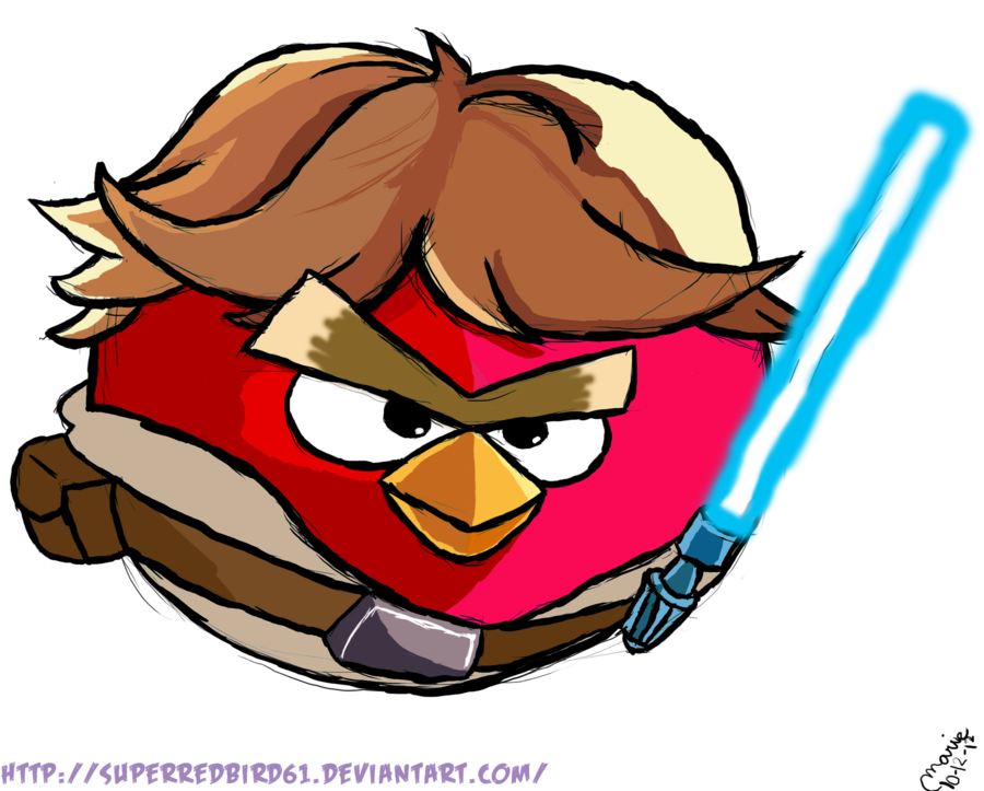 Star Wars clipart angry birds #10