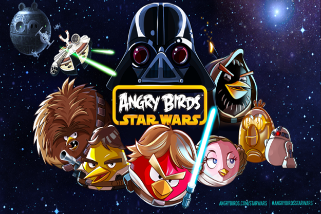 Star Wars clipart angry birds #9