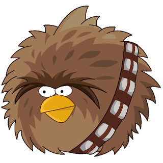 Star Wars clipart angry birds #2