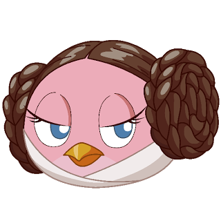 Star Wars clipart angry birds #3