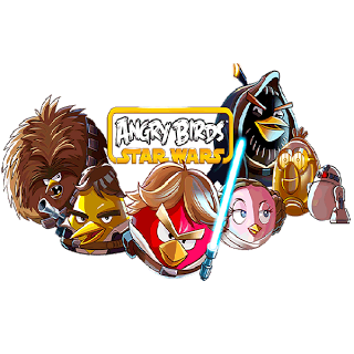 Star Wars clipart angry birds #5