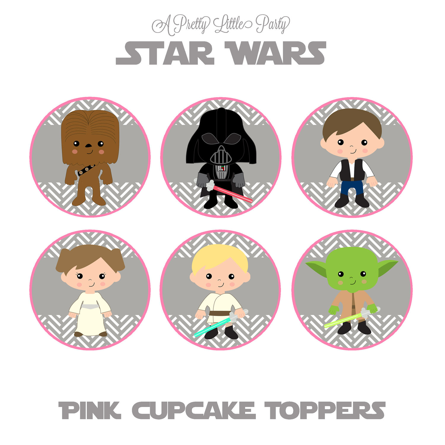 Star Wars clipart baby shower Item? Like this Character for