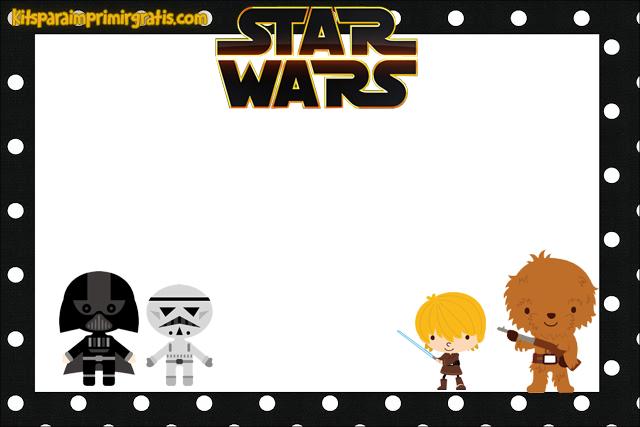 Star Wars clipart background Fiesta! Geeks Star Wars Cards