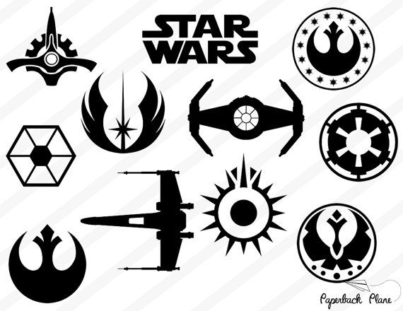 Star Wars clipart battleship Ideas Etsy Pinterest item in