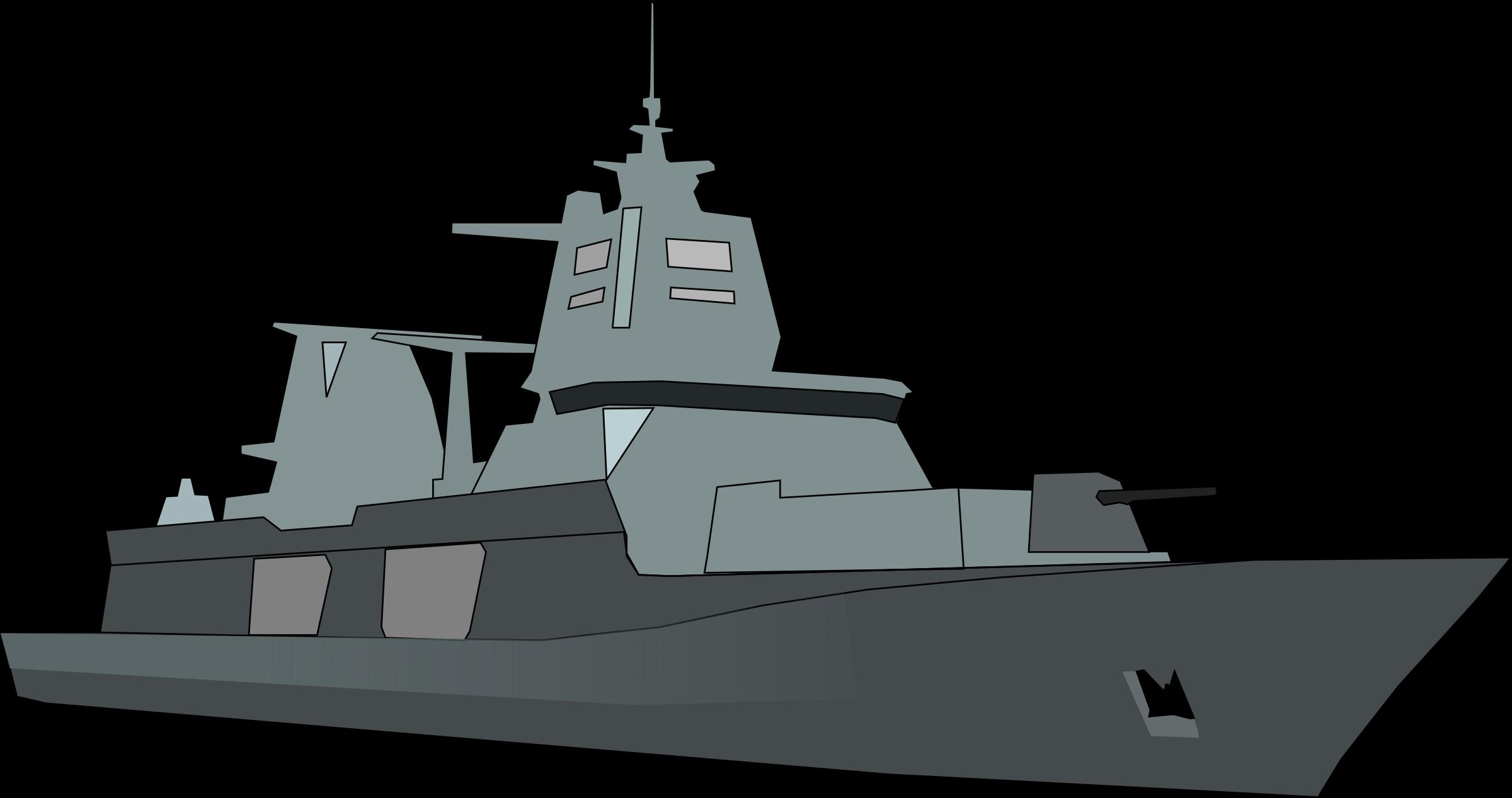 Ship clipart battleship #3