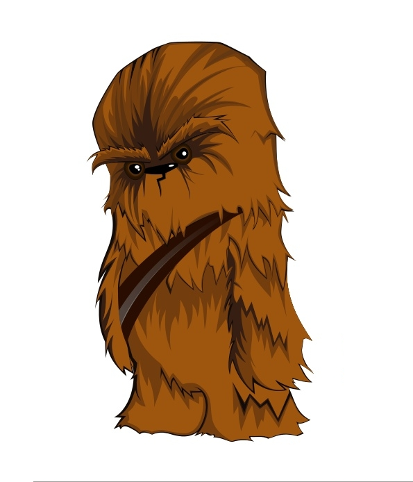 Star Wars clipart chewie On Clipart Chewbacca  Download