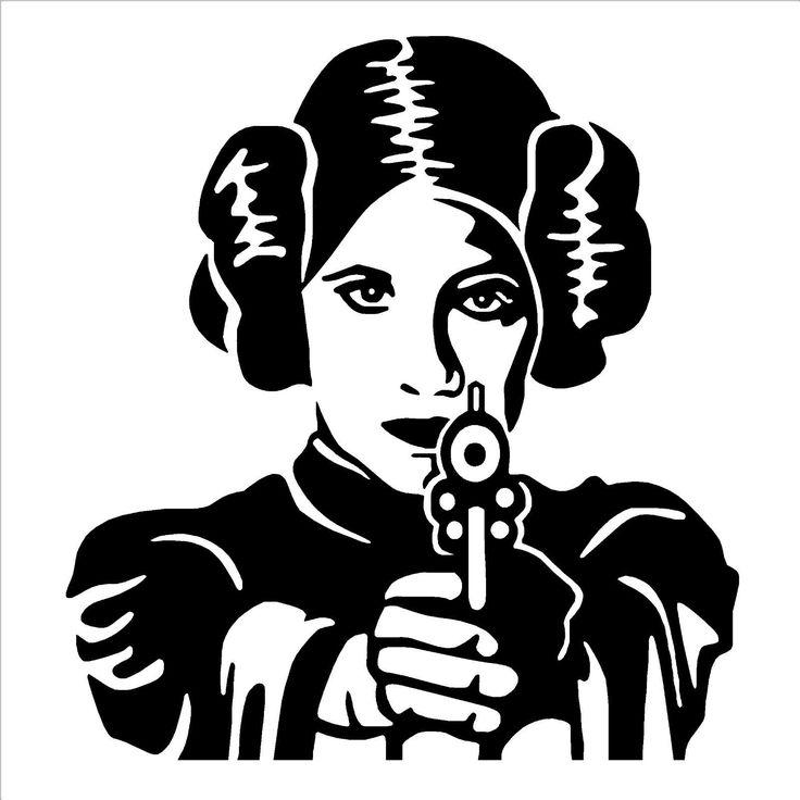Star Wars clipart cricut Wall vinyl WARS Star room