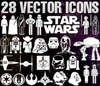 Star Wars clipart cricut Cameo/Freebies/Files ideas more on by