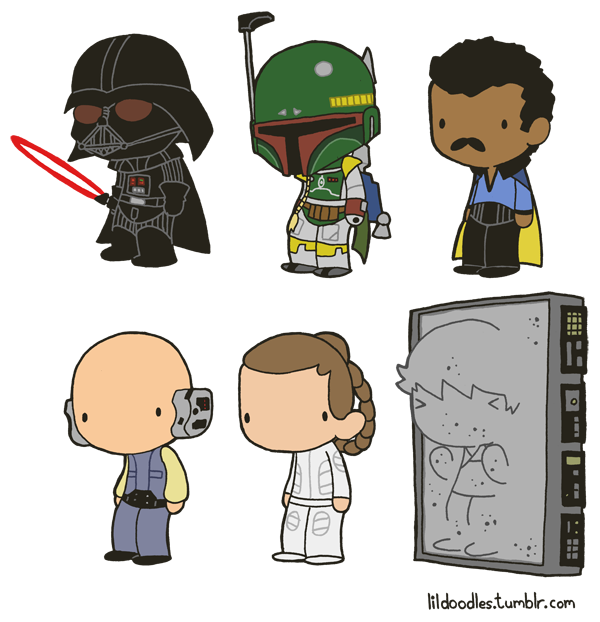 Star Wars clipart doodles Pack png Freezing tumblr_m649hwt8011r30fdbo1_1280 includes