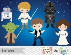Star Wars clipart doodles And you  For Wars