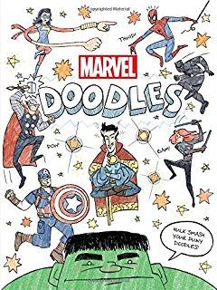 Star Wars clipart doodles Zack Marvel  (Doodle Book):