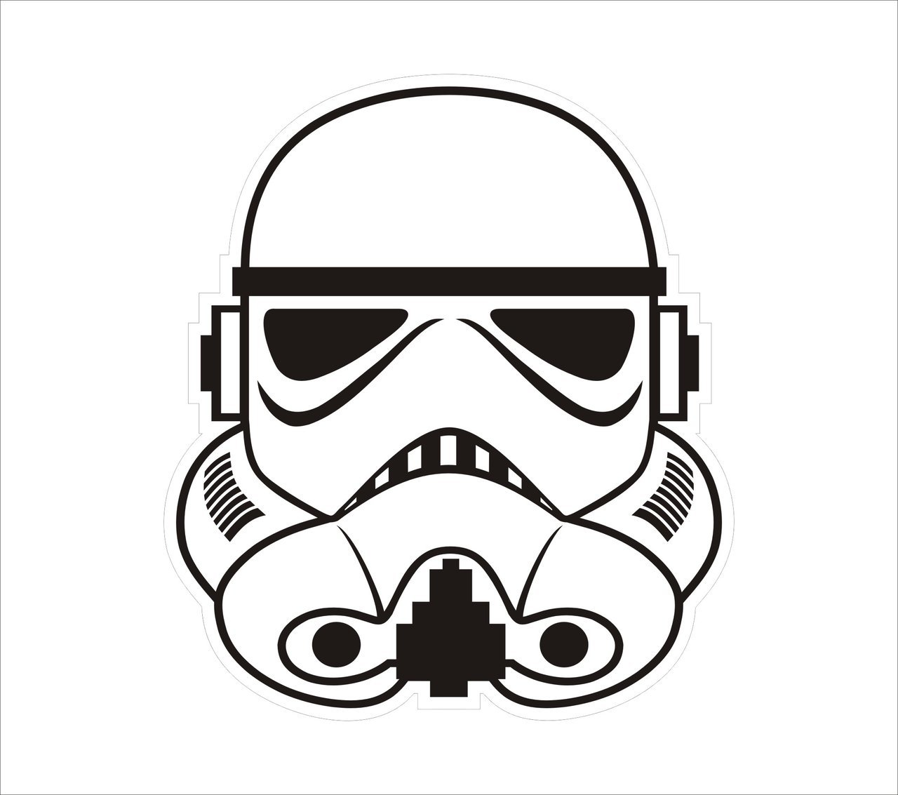 Star Wars clipart easter KB 109 Inventables 9cp5K8dcE Vectorizing
