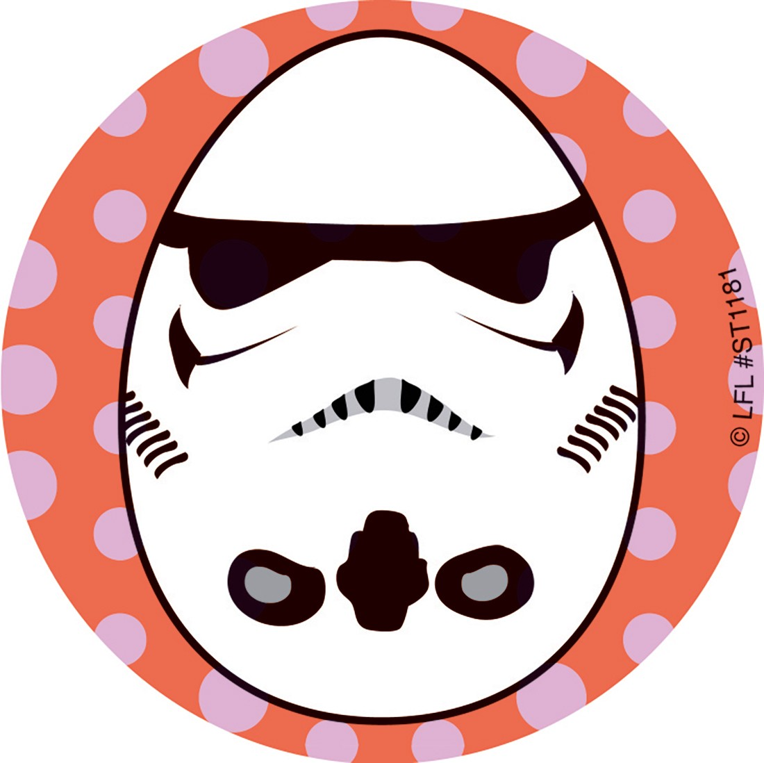 Star Wars clipart easter Stickers Easter Stickers Easter 1