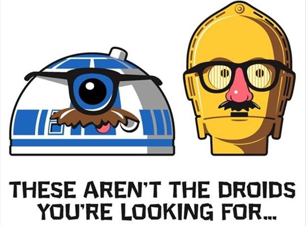 Star Wars clipart funny #7