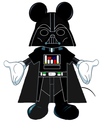 Star Wars clipart funny #8