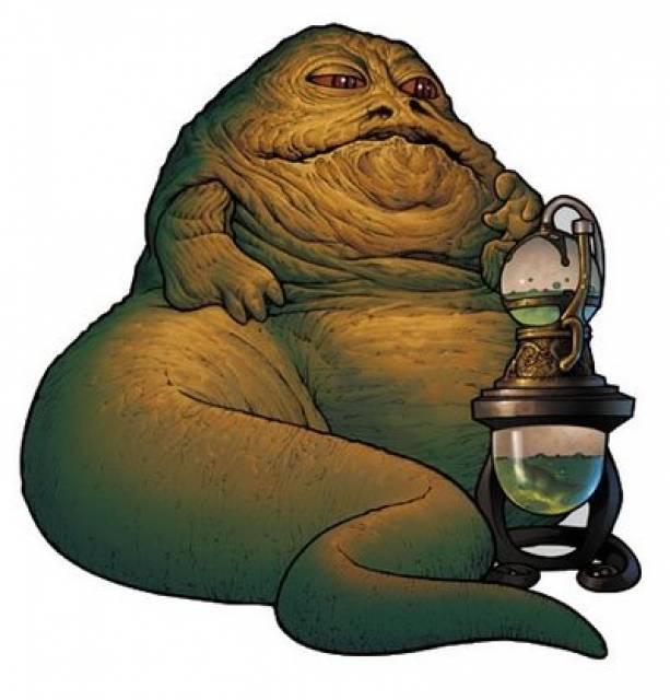 Star Wars clipart jabba the hut Jabba (Character) The Hutt Vine