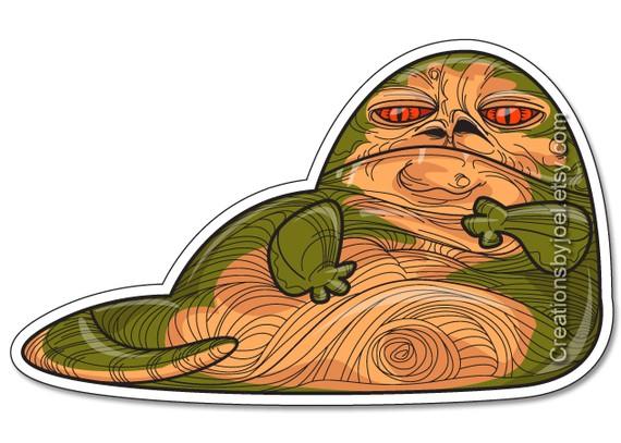 Star Wars clipart jabba the hut Jabba Hut the The (5+)