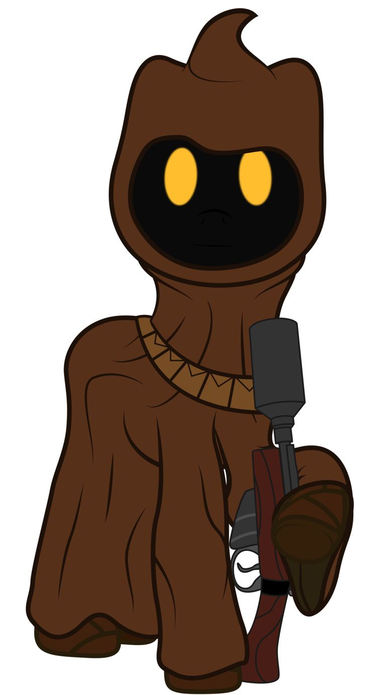 Star Wars clipart jawa Pinterest 148 Just images Pony