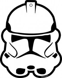 Star Wars clipart mask Wars is Mask Clone Helmet