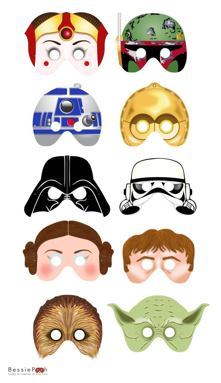 Star Wars clipart mask Best Wars ideas Your wars