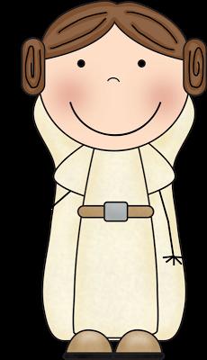 Star Wars clipart melonheadz You in Wars FORCE ladies!!