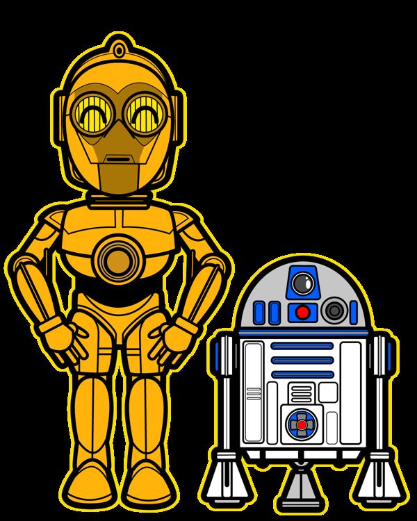 Luke Skywalker clipart c3po Inspiration Art Star Wars Others