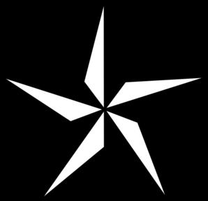 Black clipart star Star teacher black #md Clipart