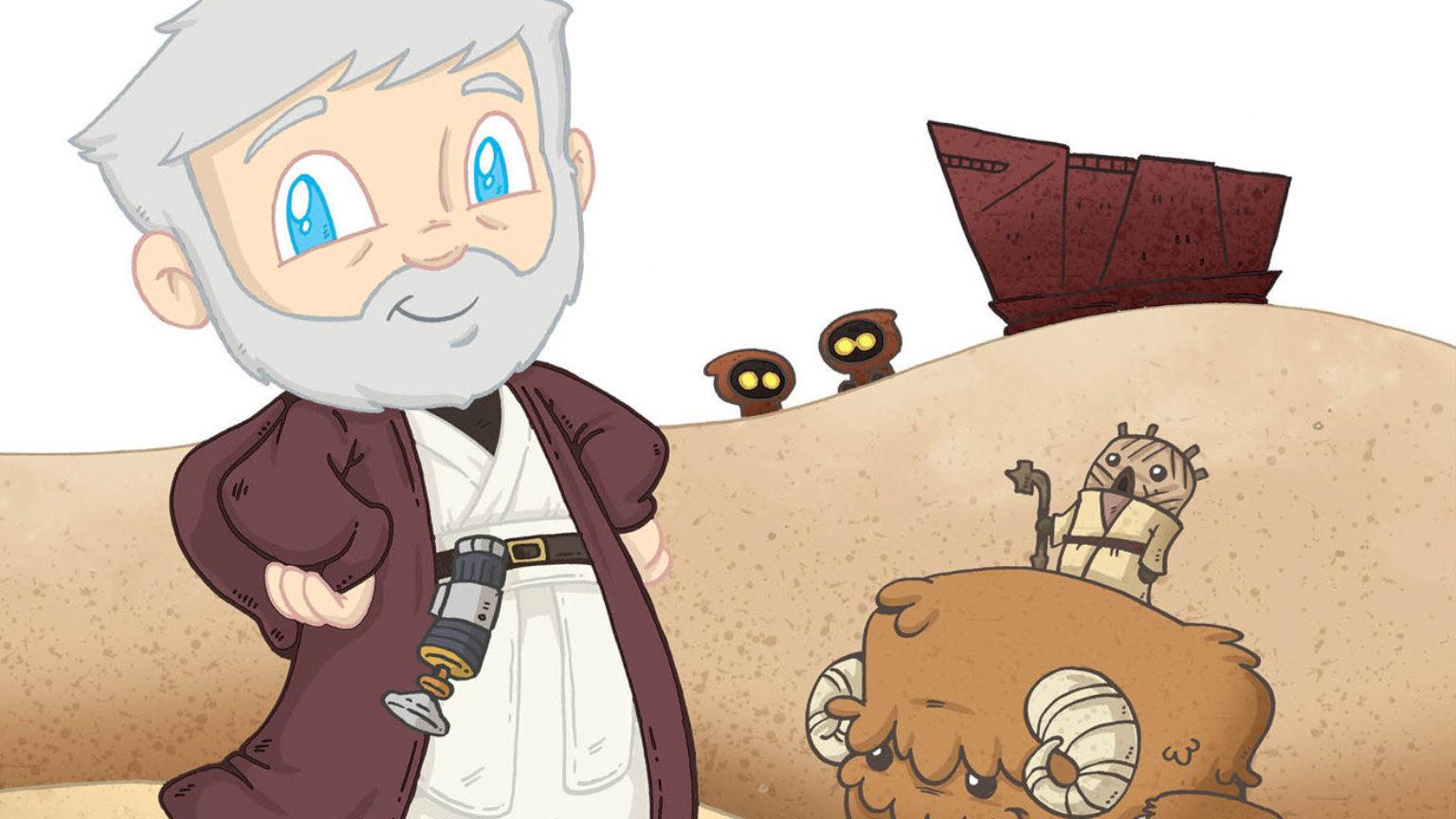 Star Wars clipart teacher On com Artist Rathtars OBI