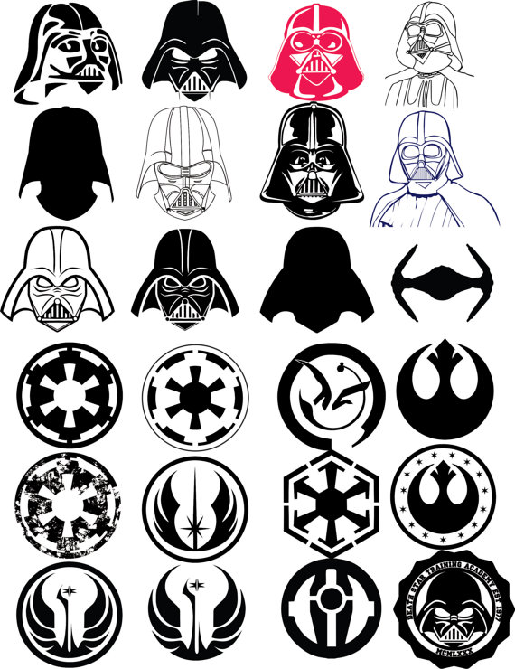 Star Wars clipart vector  Download Cliparts clipart Vector